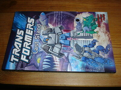 Transformers - Last Stand - Graphic Novel - New - Comic