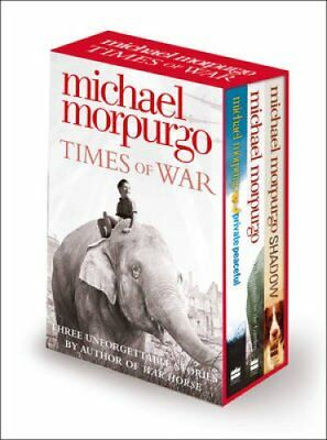 Times of War Collection by Michael Morpurgo 9780007487950