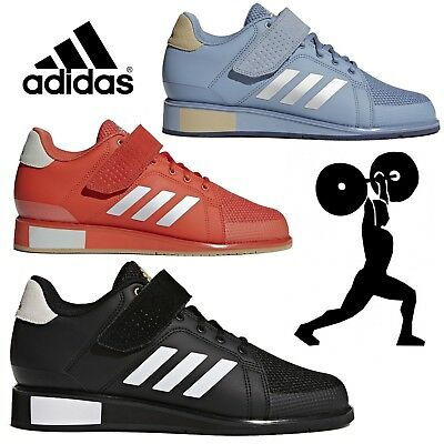adidas Power Perfect III Men's & Boys Pro Weightlifting Shoes Gym Trainers