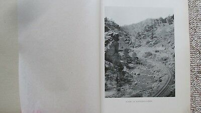 1890's Colorado State Photograph Folio Part 9-Telluride Mines-Ouray-Boulder