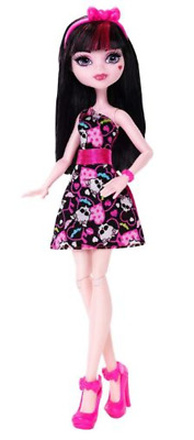 Monster High Draculaura Daughter of the Dracula 11.5'' Fashion Doll 6+