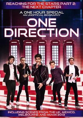 One Direction - Reach For The Stars - Part 2 (DVD, 2013)