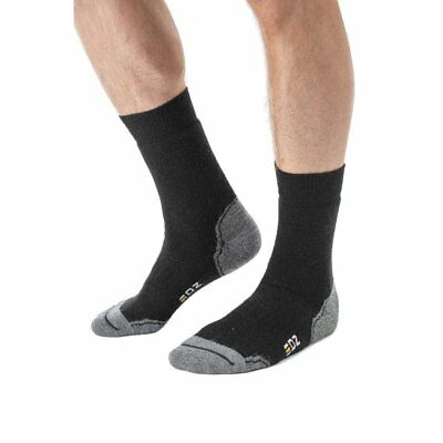 EDZ Merino Wool Thermal Motorcycle Short Length Boots Socks Bike Winter Warm