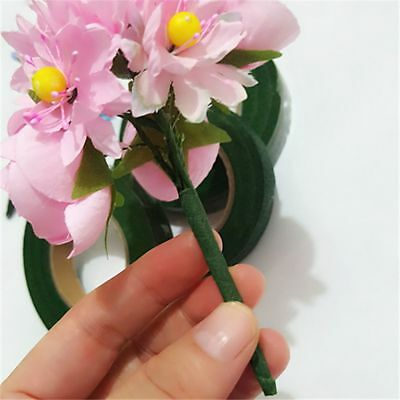 Fixed Artificial Flower Tape Paper Garland Glue Floral Stem Wrap Paper Florist
