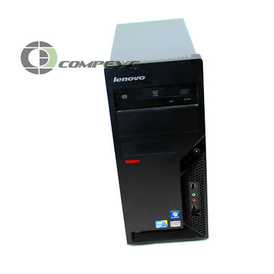 LENOVO THINKCENTRE M58P LNM58P34167 Desktop Intel Core 2 Duo E8400