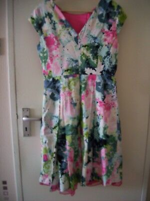 Beautiful 1950's/60's vintage style ladies dress. New with tags. size 12
