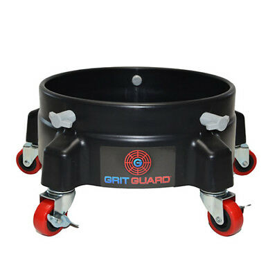 Black Grit Guard (R) Bucket Dolly