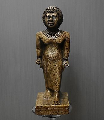 ANCIENT EGYPT ANTIQUE Egyptian stone queen TIYE 1398 -1338 BC)