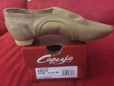 Jazz shoes Capezo(11.5 M)Toddlee/Little Girl