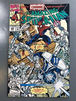 The Amazing Spider-Man No. #360 1st Cameo Appearance Carnage *KEY*