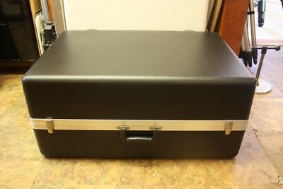 """Celestron Telescope Fitted Hard Case 8"""" SCT or Meade 8"""" LX Series Excellent Cond"""