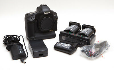 Canon EOS 1Ds Mark III 21.1 MP Digital SLR Camera + Extras - Excellent! *USA*