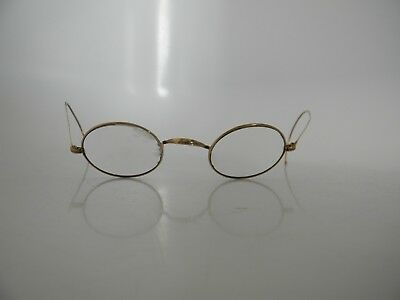 Vintage Child Pair of Gold Filled GF Wire Glasses