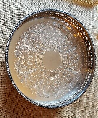 Reproduction of Old Sheffield Plate - Tray
