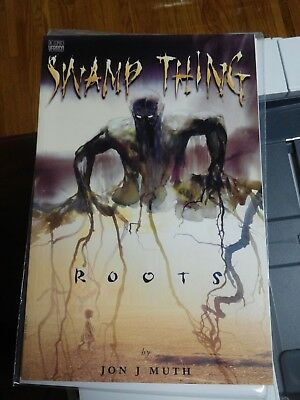 SWAMP THING  ROOTS Trade Paperback TP Graphic Novel DC 1998