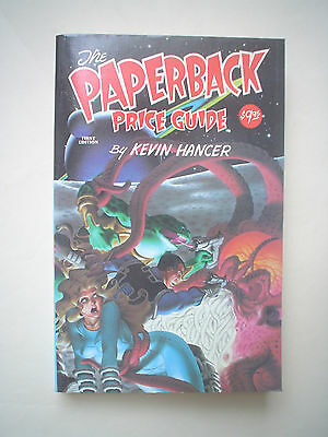 PAPERBACK PRICE GUIDE # 1 1980 1st Edition, 72 COLOR covers. RAZOR-SHARP EDGES++