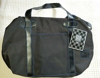 Vince Camuto Duffel Gym Bag Travel Overnight Carry On Fragrance New