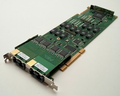 Pika Tech Primenet-MM P4040T (PCI) PIK-99-40734 w/2 PIK-98-00720LF Cards