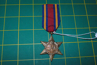 WW2 British Common Wealth The Burma Star  WWII 09-043