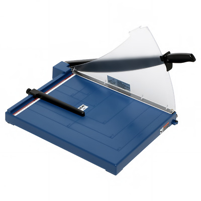 Ledah 404 Duroplast A3 to A6 Size ABS Blue Base Paper Cutter Guillotine Trimmer