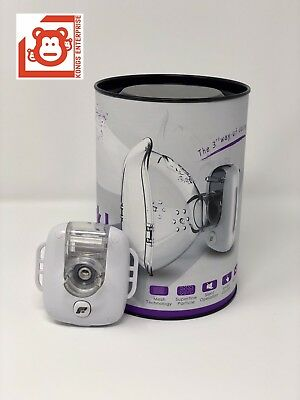 FeelLife Portable Mesh Ultrasonic Nebulizer, Air mask I, 1 yr Factory Warranty