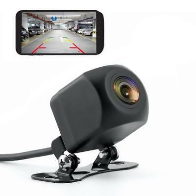 WiFi Car Mini Rear View Dash Cam Backup Reverse Camera For IPhone IOS Android