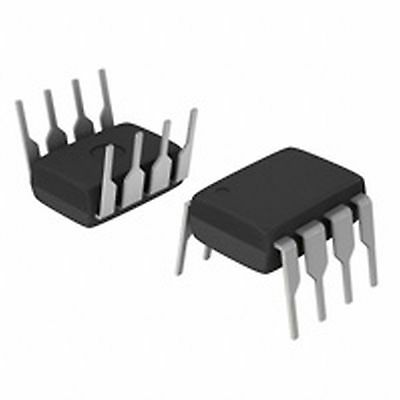 2 pcs UCC37321P SINGLE 9A HIGH SPEED LOW SIDE MOSFET DRIVER WITH ENABLE DIP8 #BP
