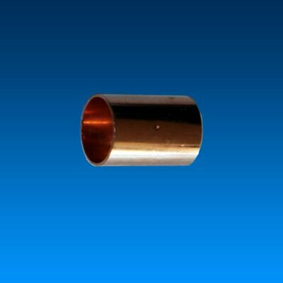 Copper Sleeve for Pipe,Threaded Connector,Size: 12 - 54 mm #5270 Solder Fitting