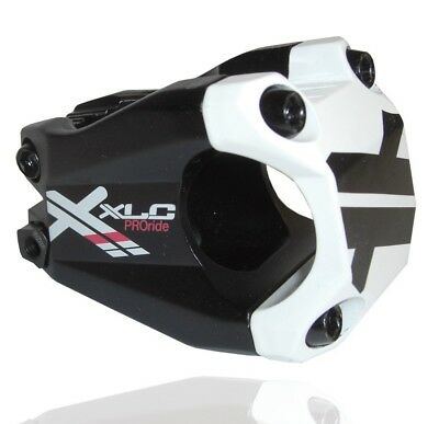 Pro Ride A-Head stem ST-F02 1 1/8 0 31,8 mm 40 mm black/white XLC fixed single s