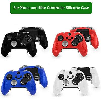 For Microsoft Xbox One Elite Controller Soft Silicone Rubber Protect Case Cover