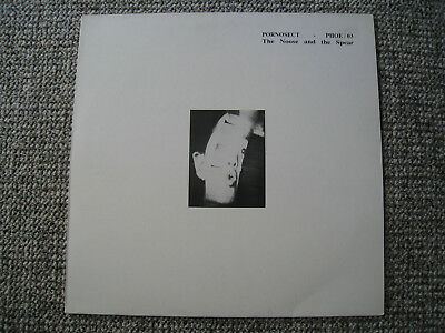 Pornosect ‎– The Noose And The Spear LP + Nocturnal Emissions + Die Form + SPK