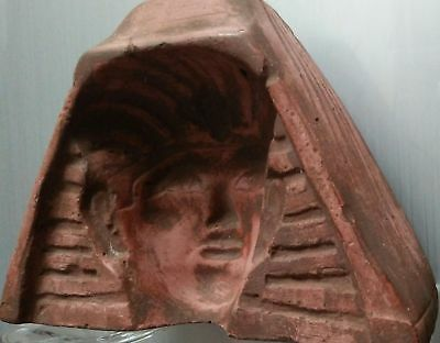 ANCIENT EGYPT ANTIQUE EGYPTIAN Akhenaten(His face seems to be moving 1350BC
