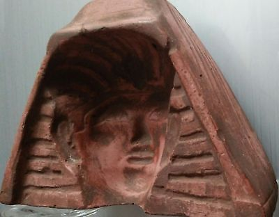ANCIENT EGYPT ANTIQUE EGYPTIAN Akhenaten(His face seems to be moving)1350BC