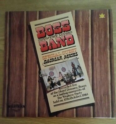 "LP  Boss Band ""Country Music"""