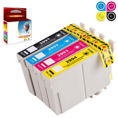 4 Ink Cartridge for Epson printer xp 332 xp 335 xp 342 xp 345 ink