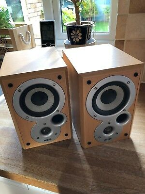 Denon SC M101 Main HiFi Stereo Bookshelf Speakers