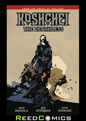 KOSHCHEI THE DEATHLESS GRAPHIC NOVEL New Paperback Collects 6 Part Series