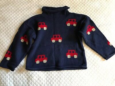 Claver Sweater Boys 3 3t Not Smocked
