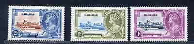 Bahamas Scott 93 94 95 Mint Hinged Partial Jubillee Set
