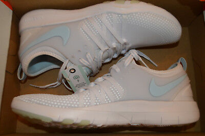 d49f5d68ca5fb  New Womens Nike Free TR 7 Reflect Trainer Shoes AA2238-100 sz 9.5 White