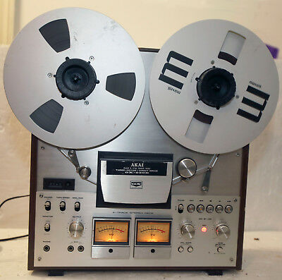 Akai GX-630D Reel to Reel Tape Player Recorder Deck