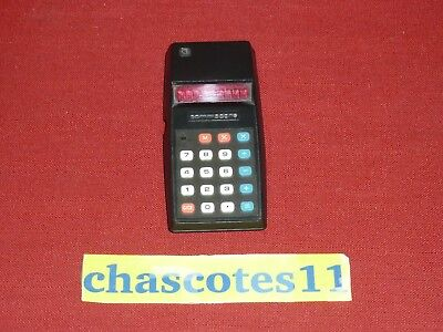 VINTAGE Commodore 796M Calculator RED LED 1970'S Retro Computing Maths