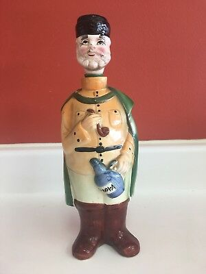 vintage vodka decanter