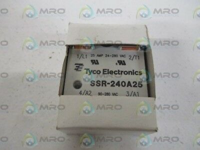 Tyco Ssr-240A25 Soid State Relay * New In Box *