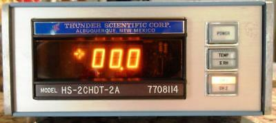 Vintage Thunder Scientific Humidity Generator Module Model HS-2CHDT-2A 7708114