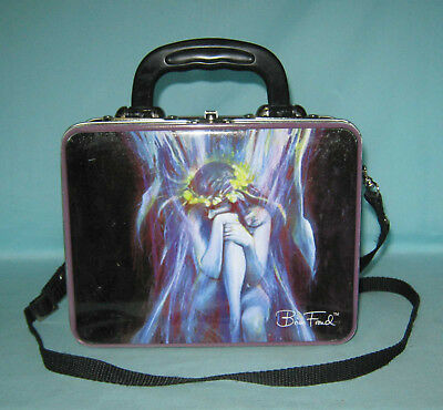 2003 Faery Of Dark Despair Metal Box-Brian Froud-Used-Fair to Good Condition