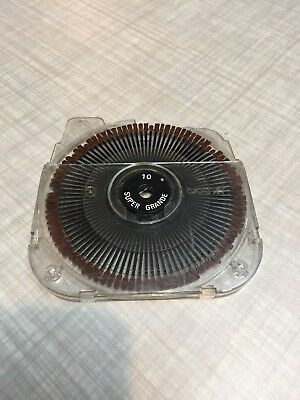 Super Grande 10-Pitch Cassette Daisywheel for Brother Printers/Typewriters