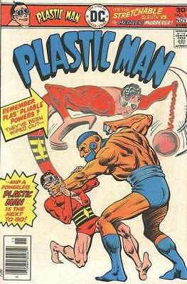 Plastic Man (1966 series) #15 in Fine minus condition. DC comics