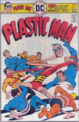 Plastic Man (1966 series) #11 in Very Good + condition. DC comics