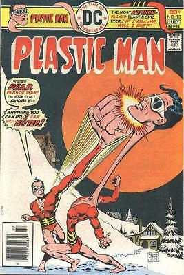 Plastic Man (1966 series) #13 in Very Good + condition. DC comics